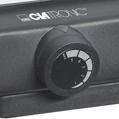 Настольный гриль Clatronic BQ 3507 компактный