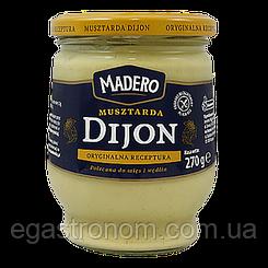 Гірчиця Мадеро Діжон Madero Dijon 270g (Код : 00-00005427)