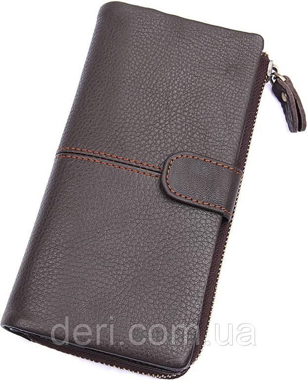 Функціональний гаманець з відділенням під телефон