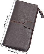 Функціональний гаманець з відділенням під телефон, фото 3