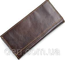 Мужской бумажник из натуральной кожи, фото 2