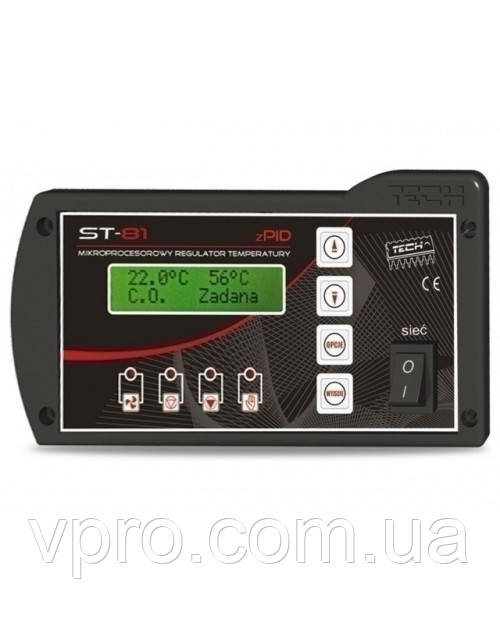 TECH ST-81 zPID Автоматика для котла