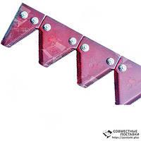 550- Ніж kpl. AGV Claas 7,50m, п ятка 666743, сегмент 611203