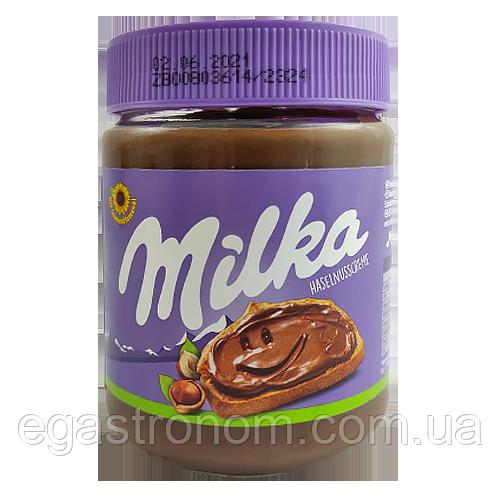 Шоколадна паста Мілка Milka 350g 12шт/ящ (Код : 00-00005011)