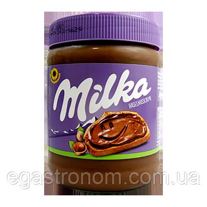 Шоколадна паста Мілка Milka 600g 6 шт/ящ (Код : 00-00005290)