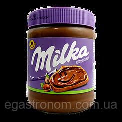 Десертна паста Мілка Milka 600g 6шт/ящ (Код : 00-00005290)