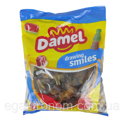 Желейки Дамел кола Damel cola 1kg 12шт/ящ (Код : 00-00003720)