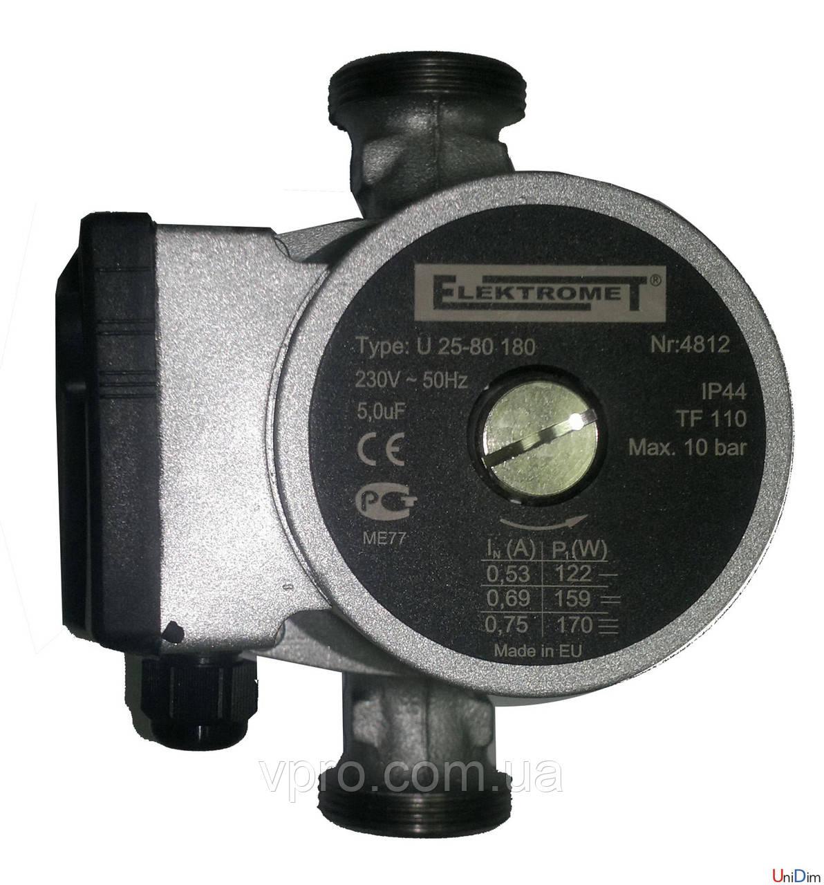 Elektomet 25-80 180мм