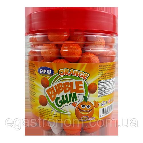 Жувальна гумка апельсин PPU 500g 24шт/ящ (Код : 00-00004831)