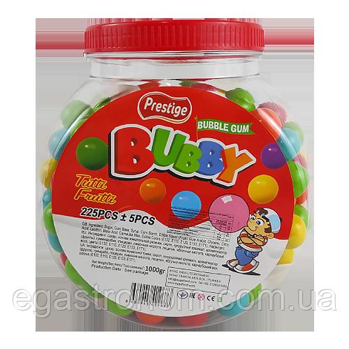 Жувальна гумка Тутті Фрутті кульки Tutti Frutti bubby 1kg 12шт/ящ (Код : 00-00004829)