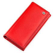 Очень красивый женский кошелек красный