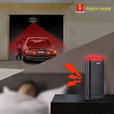 Датчики движения на фуру или в гараж, 2 шт  водонепроницаемые, легко крепятся Kerui DW9!, фото 2