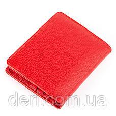 Гаманець жіночий CANPELLINI шкіряний Червоний, Червоний, фото 2
