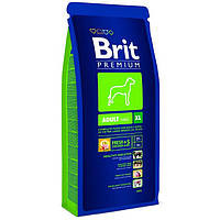 Brit Premium Adult XL Корм для взрослых собак гигантских пород 3 кг