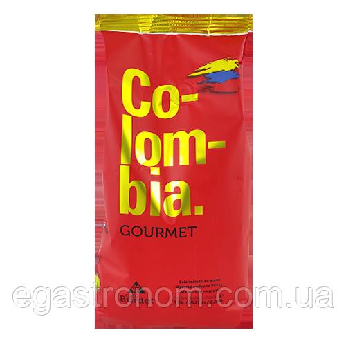 Кава Бурдет колумбія (зерно) Burdet colombia 1kg 6 шт/ящ (Код : 00-00003894)