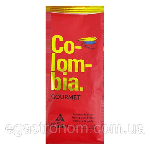 Кава Бурдет колумбія (мелена) Burdet columbia 250g (Код : 00-00000262)