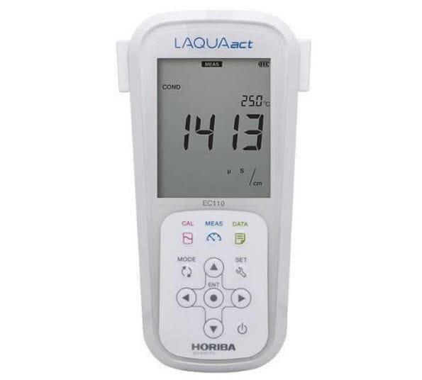 Кондуктометр HORIBA LAQUAact EC110 (Cond/TDS)