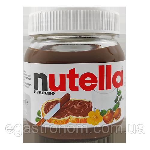 Шоколадна паста Нутелла Nutella 350g 9шт/ящ (Код : 00-00000563)