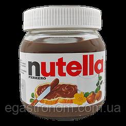 Шоколадна паста Нутелла Nutella 350g 15шт/ящ (Код : 00-00000563)
