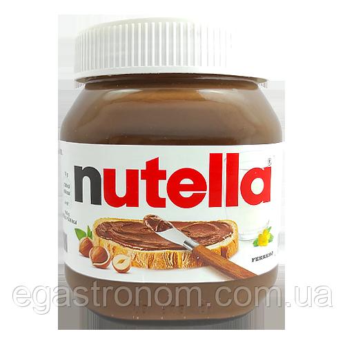 Шоколадна паста Нутелла Nutella 450g 15шт/ящ (Код : 00-00004918)