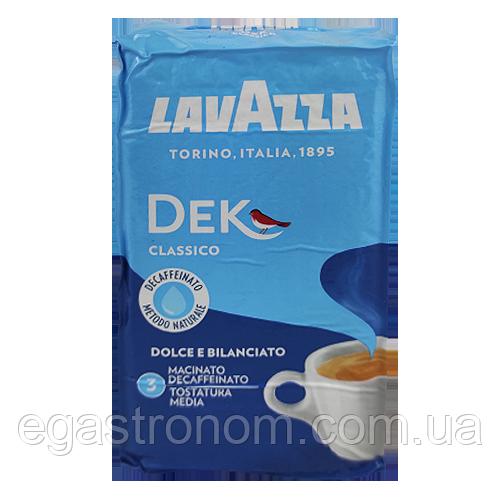 Кава Лавацца дек без кофеїну Lavazza dek 250g (Код : 00-00000279)