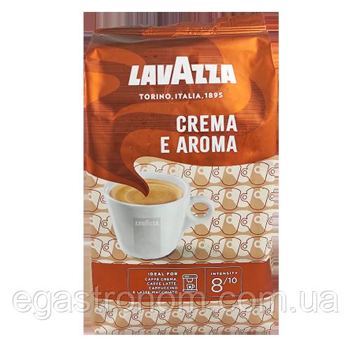 Кава Лавацца крема арома (зерно) Lavazza crema E aroma 1kg (Код : 00-00000284)