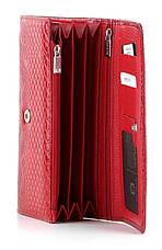 Кошелек женский KARYA 17152 кожаный Красный, Красный, фото 3