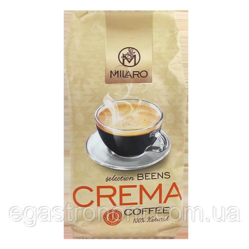 Кава Міларо крему (зерно) Milaro crema 1kg 10шт/ящ (Код : 00-00000518)