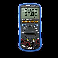 Цифровий мультиметр (з bluetooth) OWON B33+, фото 1