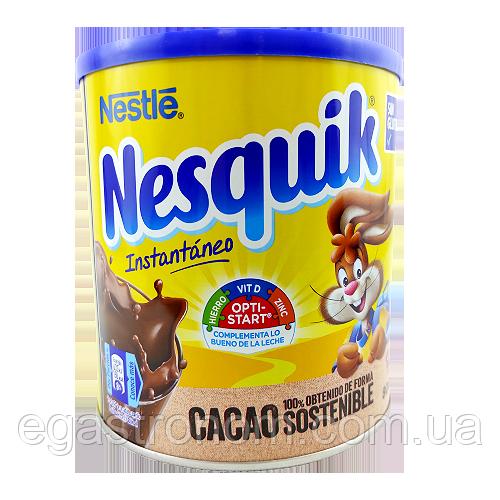 Какао Несквік Nesqiuk Nestlé 800g 6 шт/ящ (Код : 00-00000329)