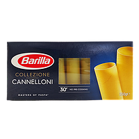 Канелоні Барілла Barilla canneloni 250g 12шт/ящ (Код : 00-00001741)