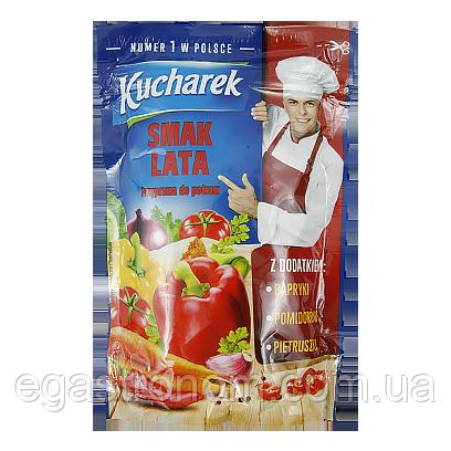 Приправа Кухарик смак літа Kucharek 175g 20шт/ящ (Код : 00-00005596)