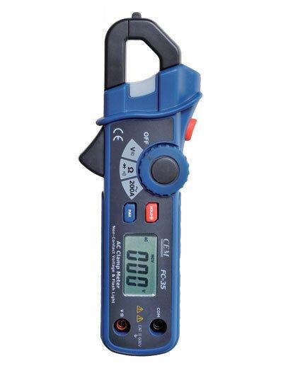 Струмові кліщі CEM FC-35 для вимірювання електричних параметрів