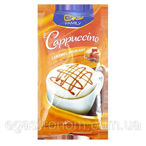 Капучіно Крюгер карамель Krüger caramel-krokant 500g 12шт/ящ (Код : 00-00004260)