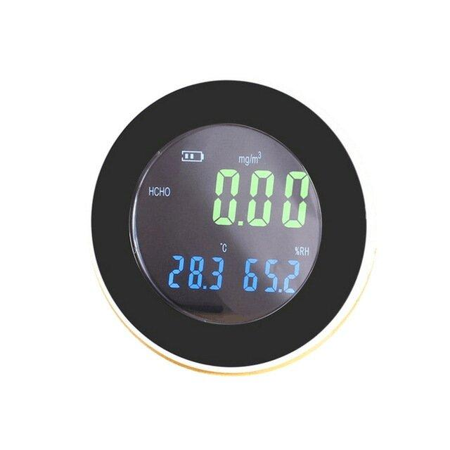 Термогігрометр-вимірювач рівня формальдегіду Walcom HT-502