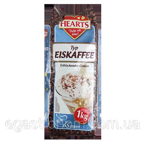 Капучіно Хертс холодна кава Hearts eiskoffe 1kg 10шт/ящ (Код : 00-00004773)
