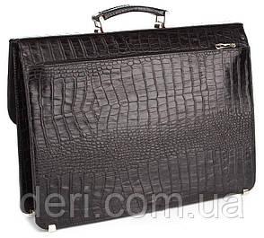 Портфель SHVIGEL 00388 Чорний, Чорний, фото 2
