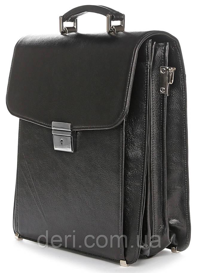 Портфель SHVIGEL 00925 Чорний, Чорний