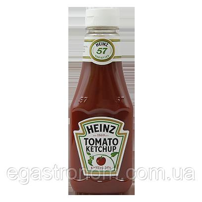 Кетчуп Хайнц томатний Heinz tomato 300ml 10шт/ящ (Код : 00-00000867)