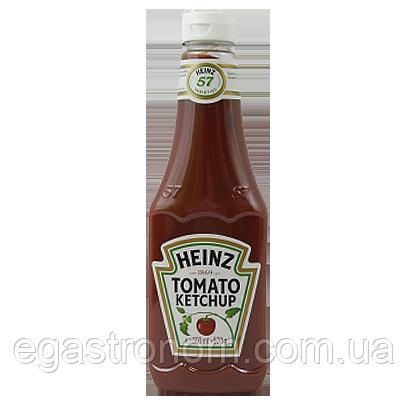 Кетчуп Heinz томатний Heinz tomato 500ml 12шт/ящ (Код : 00-00005512)