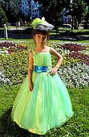 Детское нарядное платье Радуга салатная - Киев, Троещина
