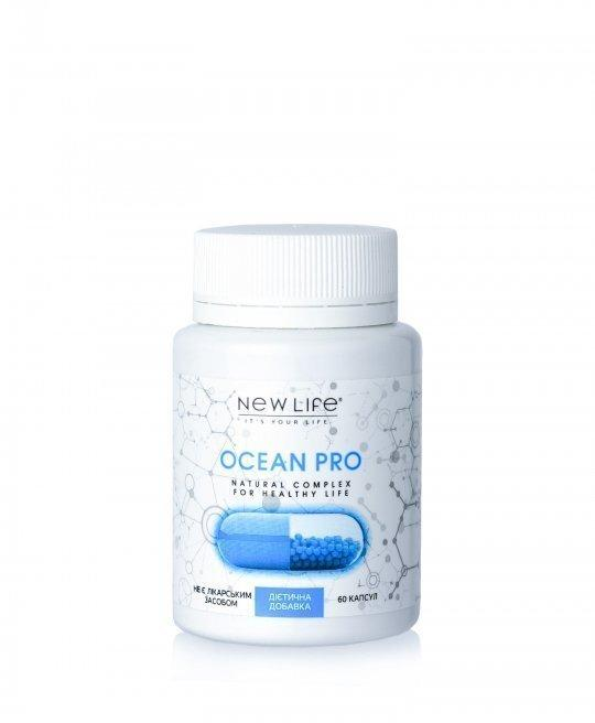 Капсулы OCEAN PRO, Новая Жизнь, 60 капсул