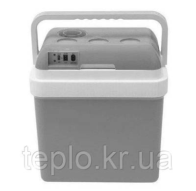 Автомобильный холодильник ROYALTY LINE RL-CB24 25 литров 12-220 вт с подогревом