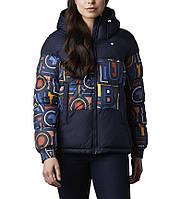 Оригинальная тёплая женская куртка Columbia Pike Lake || Omni-heat, XS