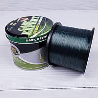 Леска Carp Expert Dark Green 1200м 0.27мм 9.8кг