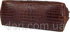 Сумка чоловіча Vintage 14557 з натуральної шкіри Коричневий, Коричневий, фото 2