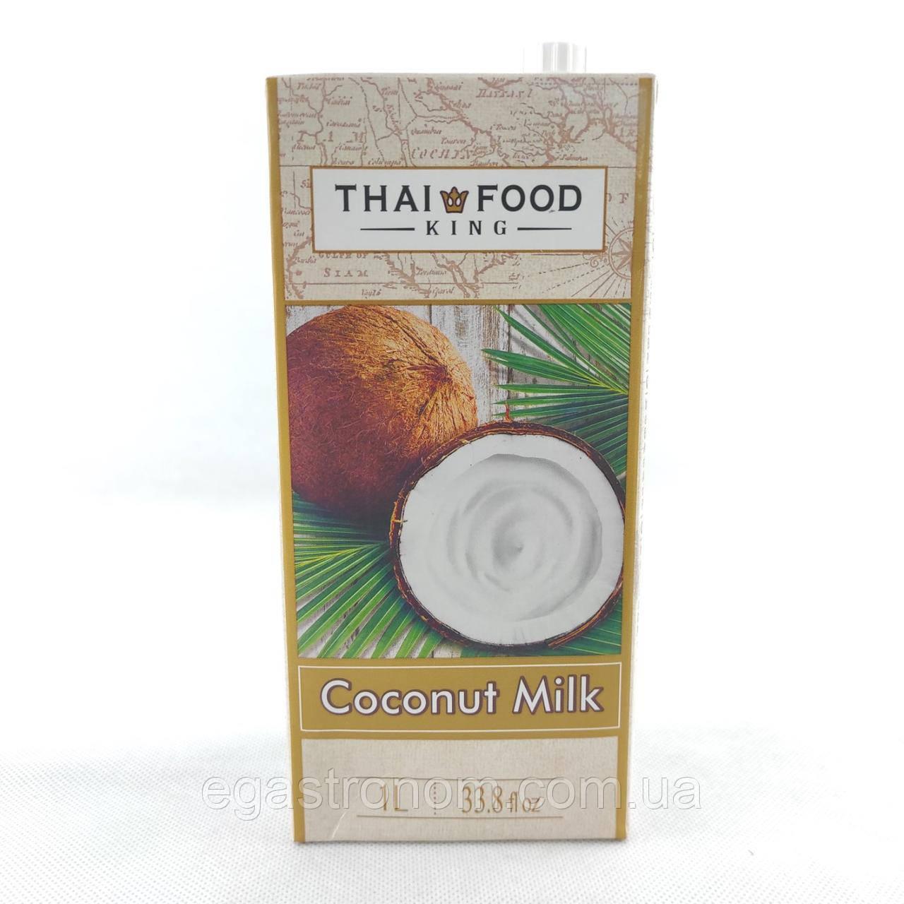 Кокосове молоко Тай Фуд Thai Food 1L 12шт/ящ (Код : 00-00003047)