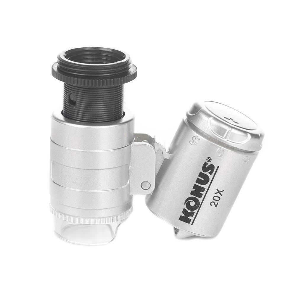 Микроскоп Konus KONUSCLIP-2 20x для смартфона (3711)