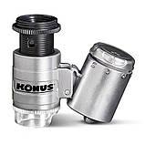 Микроскоп Konus KONUSCLIP-2 20x для смартфона (3711), фото 6