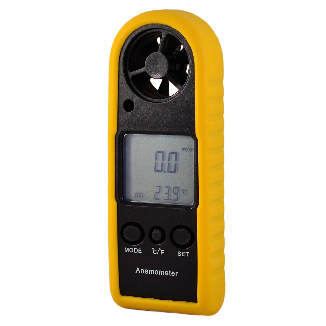 Міні-анемометр HT-383